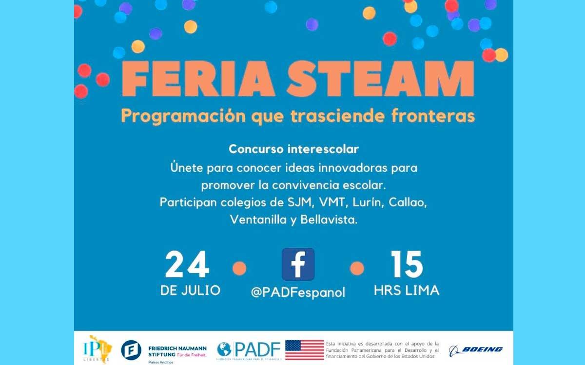 realizan-feria-steam-virtual-que-integra-escolares-peruanos
