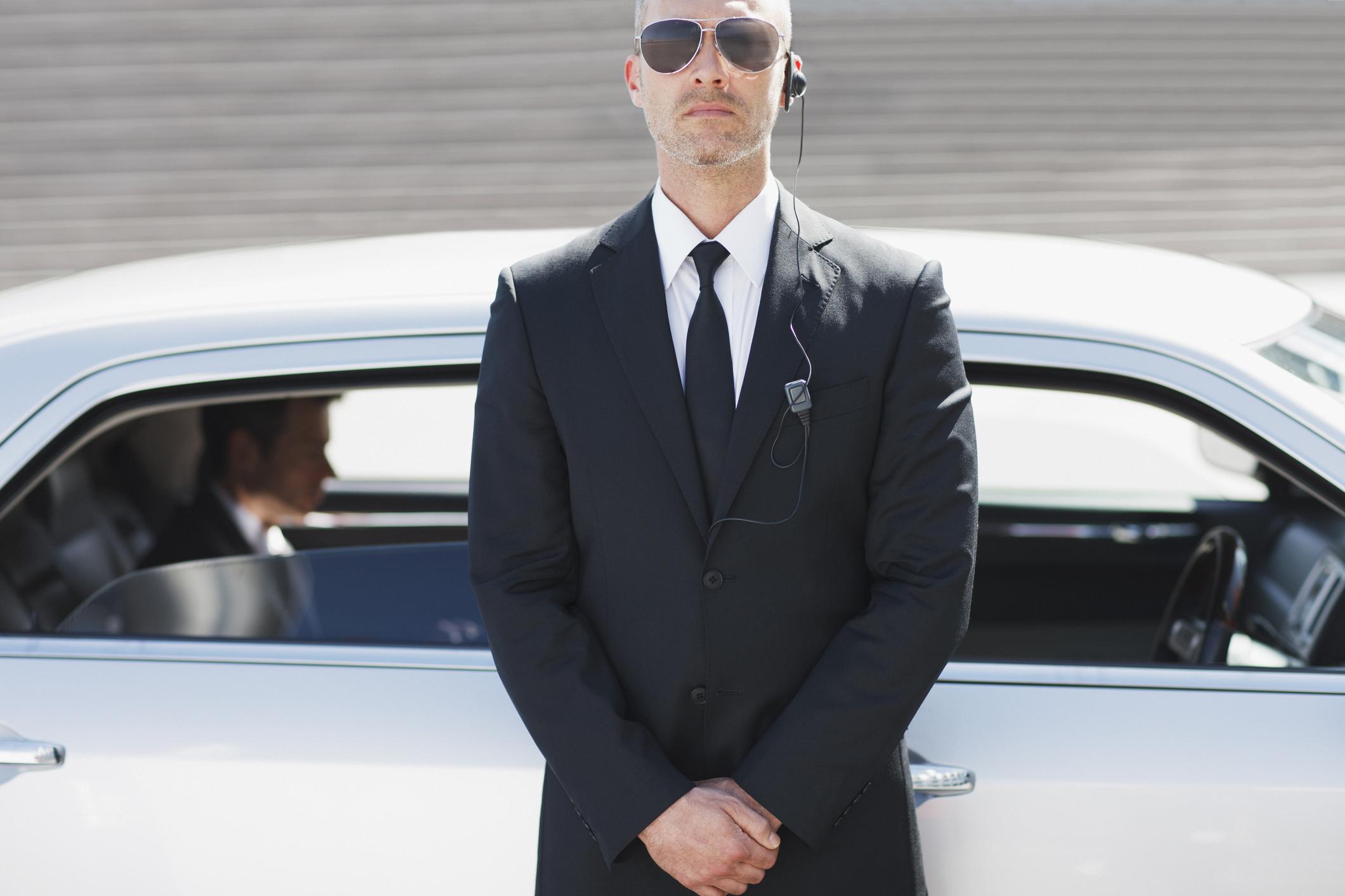 Bodyguard Executive Protection