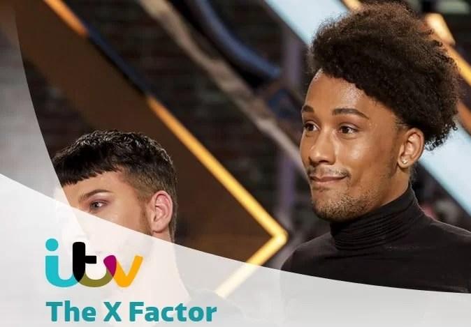 X-Factor on ITV