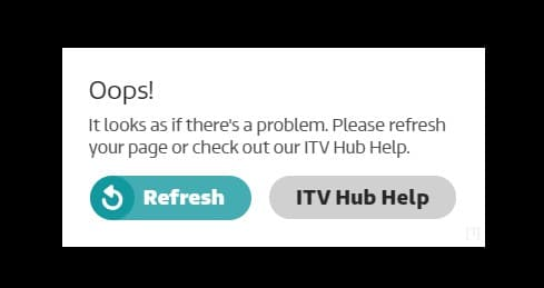 You might see an error message looking something like this if you try to watch ITV from abroad