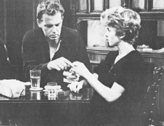 ABC's Armchair Theatre: Jack hedley and Billie Whitelaw in No Tram to Lime Street
