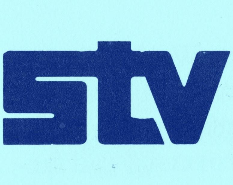ITV 1972 - Ident STV