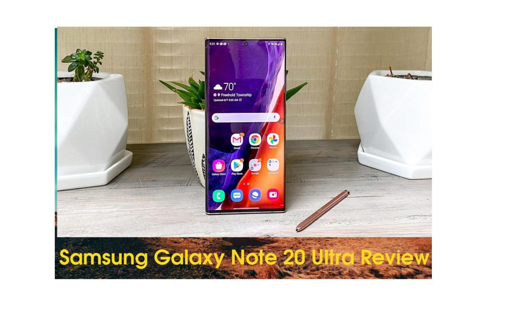 Samsung Mobile! Best Samsung Galaxy Note 20 Ultra Review [2020]
