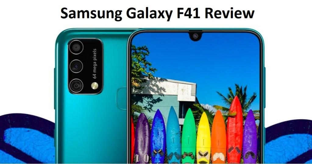Samsung Galaxy F41