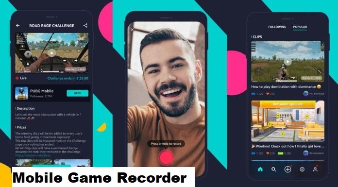Amazon GameOn App - A Mobile Game Recorder