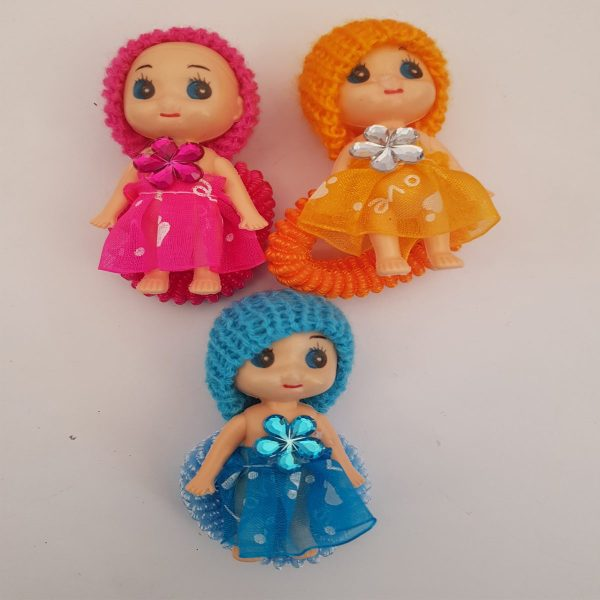 Pack Of 3 Baby Soft Poni Special For Girls, Kids, Women - JC64-A030