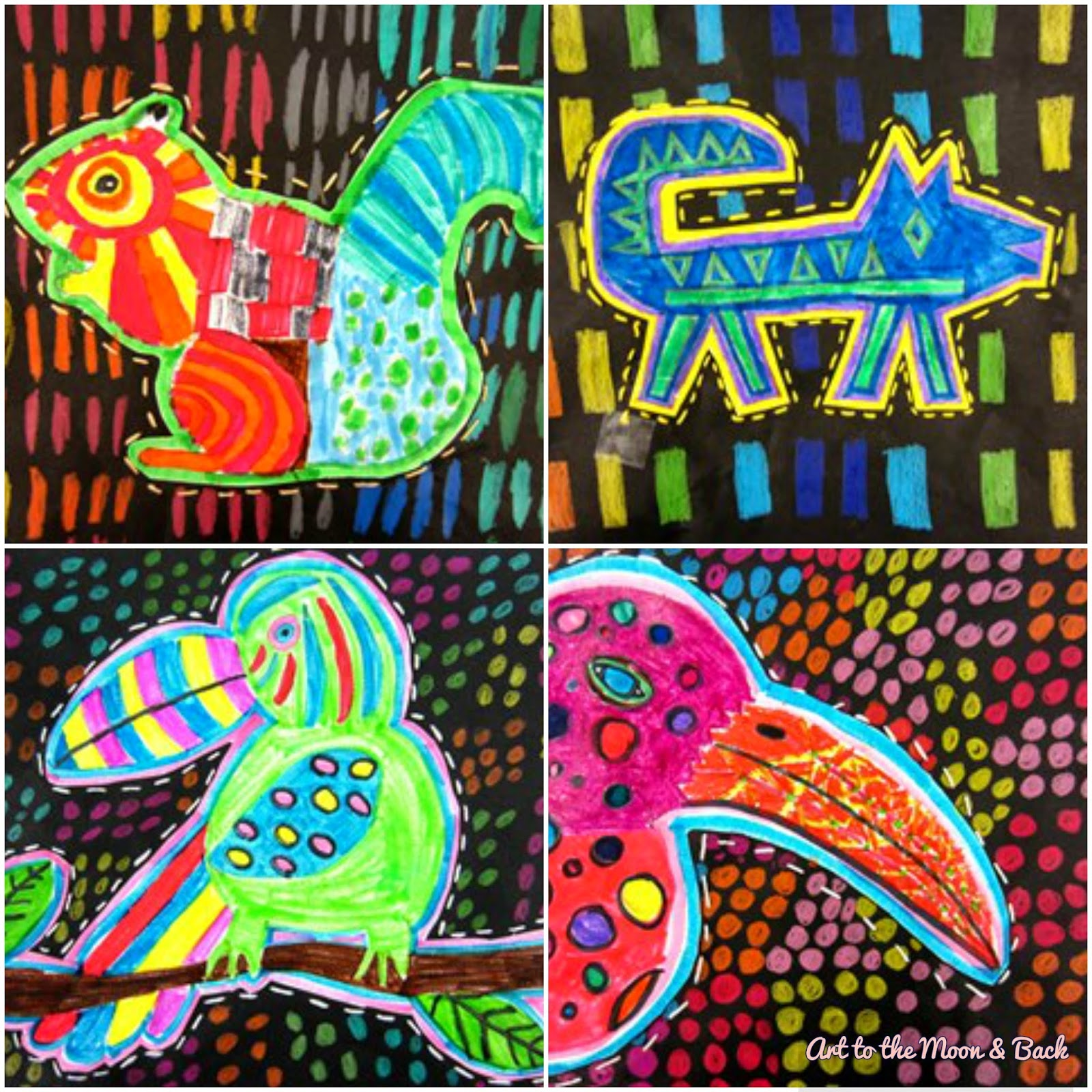 January Paper Molas In Touch With Art