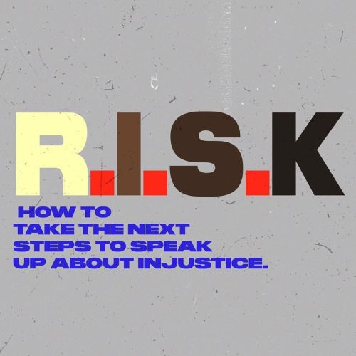 How to take the next steps to speak up about injustice - take the RISK - Pastor Michael Todd from Transformation Church