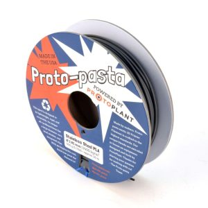 Stainless Steel PLA by Proto Pasta