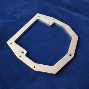 Dual Extruder V2 lower bracket PP-MP0086