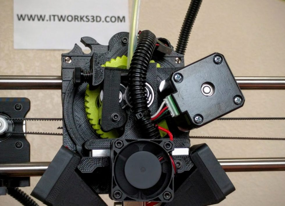 TAZ 6 toolhead 2