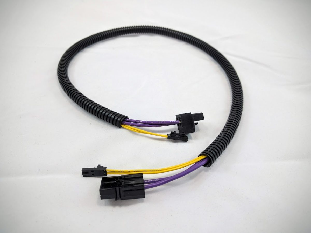 Bed Wiring Harness for TAZ 1 2 3 - IT-Works 3D Print