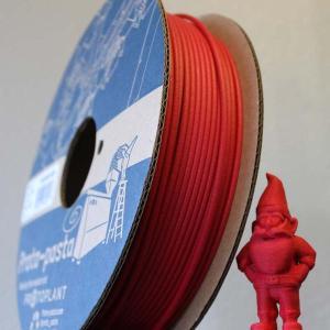 Red Proto Pasta matte fiber PLA