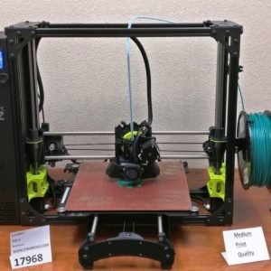 Lulzbot Refurbished TAZ 6 17968 Front