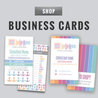 LuLaRoe Business Cards