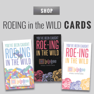 Roeing in the Wild - Gift Cards