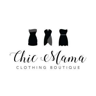 boutique logo branding, retail boutique logo watermark