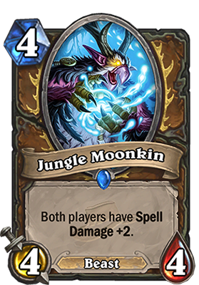 Hearthstone Jungle Moonkin