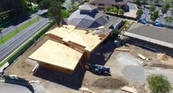 Drone view May 8