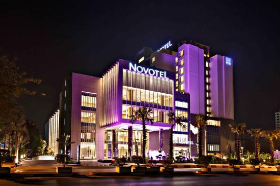 """Protesters are gunned down in the streets of Yangon. But Accor's luxury Novotel Yangon Max is declared """"ALL Safe"""""""