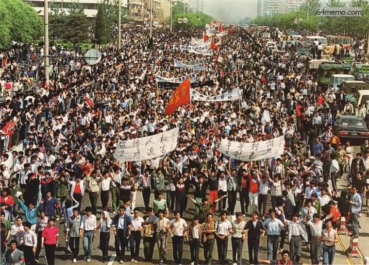 In fighting charges that deny freedom of assembly, Lee Cheuk Yan recalls the tragedy of June 4, 1989