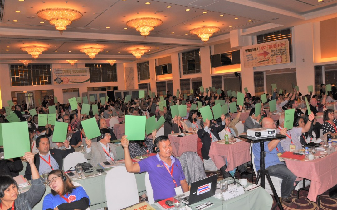 The 14th IUF Asia/Pacific Regional Conference