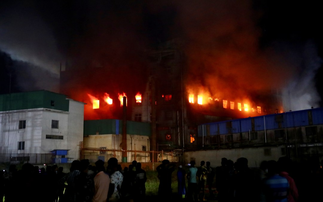 Pakistan Food Workers' Federation condemns killing of workers in Bangladesh fire tragedy, calls on Shezan International to take responsibility