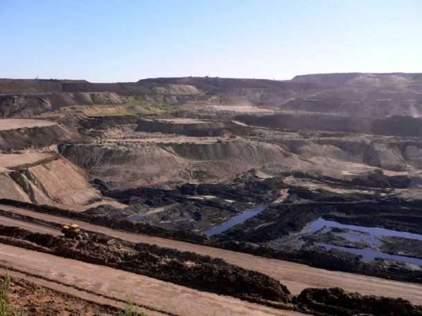 Největší čínský uhelný lom