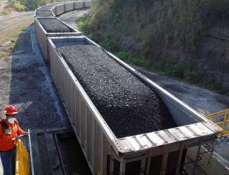 Růst spotřeby uhlí se téměř zastaví