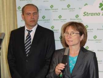 Zelení protestují proti prolomení limitů