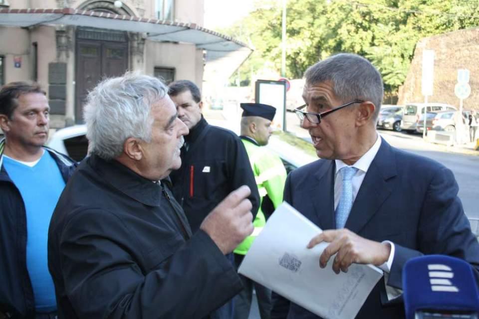 Jan Sábel se střetu s politiky nebojí. Foto: iUHLI.cz