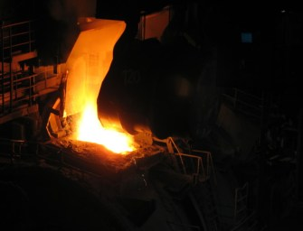 Nejde o elektřinu, lidstvo potřebuje uhlí kvůli oceli