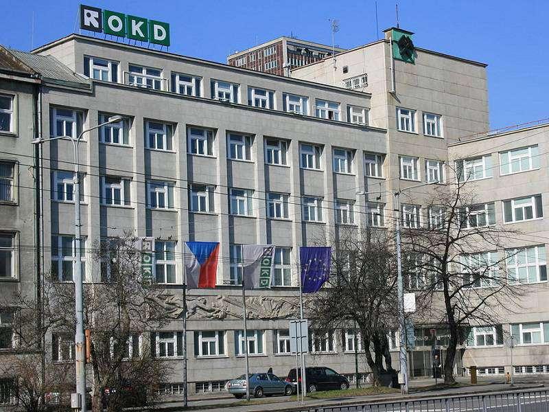 Budova OKD. Foto: OKD