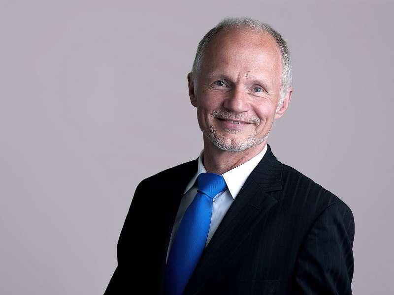 Náměstek německého ministra hospodářství Rainer Baake
