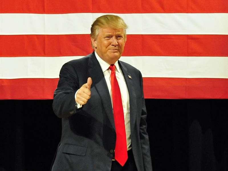 Republikánský prezidentský kandidát Donald Trump. Foto: donaldtrump.com