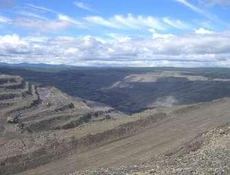 Ruský uhelný průmysl na hraně propasti