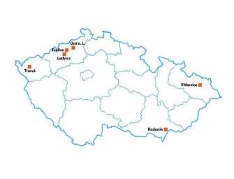 ČEZ Teplárenská investuje na severu