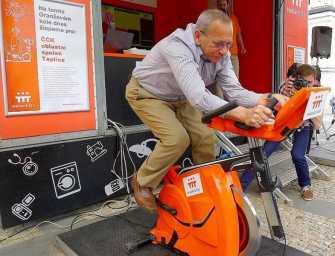 V Teplicích pomůže Oranžové kolo