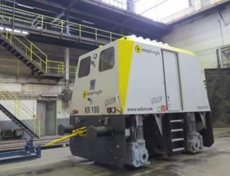 Robot pomůže s dopravou uhlí