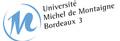 Université Michel de Montaigne Bordeaux