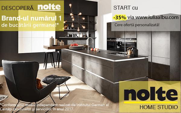 Bucatarie Nolte Home Studio Discount