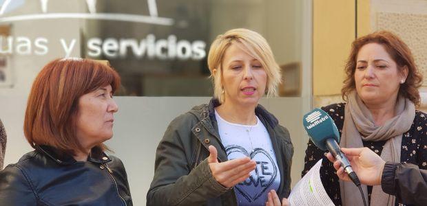 La parlamentaria andaluza y coordinadora provincial de IU Granada, Mari Carmen Pérez, ha denunciado en Motril la subida de los recibos del agua a partir de enero y la obtención […]
