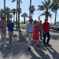"""IU-Equo critica el """"apoyo absoluto"""" del Ayuntamiento al proyecto de la Marina de Playa Granada."""