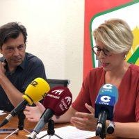IU-Equo denuncia falta de transparencia en la gestión de Luisa García Chamorro