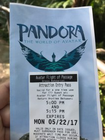You'll get a map and your fast pass!