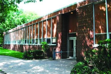 Greenlawn Hall is still scheduled to be torn down Preface photo/NICK WORT