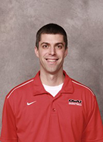 New head men's basketball coach Scott Cooper. Photo courtesy of IU South Bend Athletics.