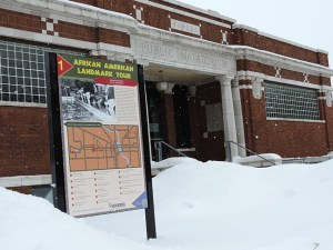 The Civil Rights Heritage Center is located at 1040 W. Washington Street in South Bend.