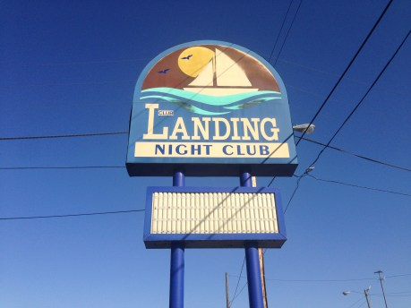 The IU Foundation is looking into acquring the property that formerly housed Club Landing. (Photo provided)