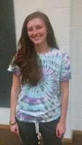 Breezy McCall. Photo Credit (current students photos)/Christine Aiken